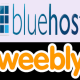 Bluehost Weebly Plans Review