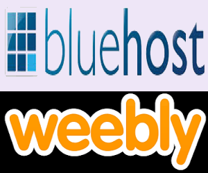 Bluehost Weebly Review