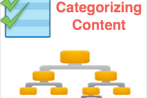 Categorizing Content