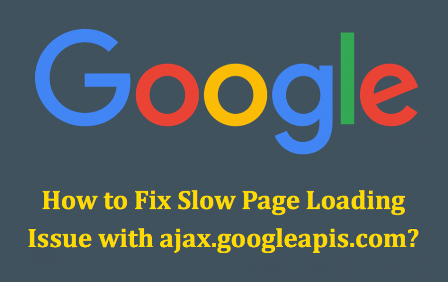 Fix Slow Page Loading Issue with Google Scripts