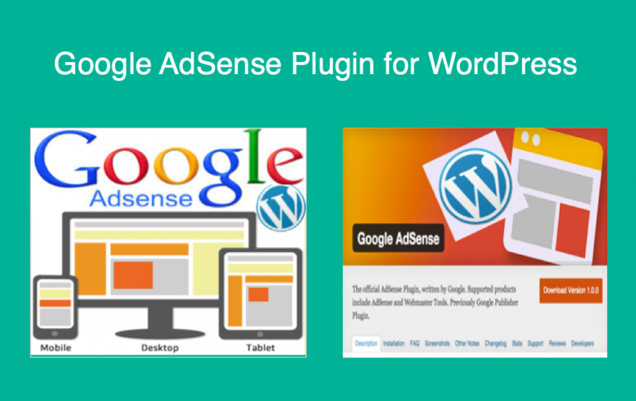 Google AdSense Plugin for WordPress