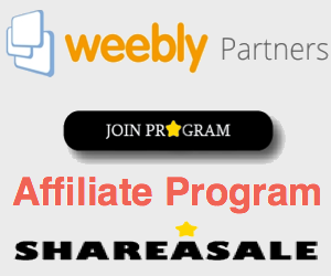 Weebly Affiliate Program
