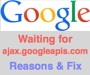 Page Slow Loading with ajax.googleapis.com