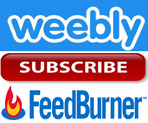 Feedburner Email Subscription for Weebly Blog