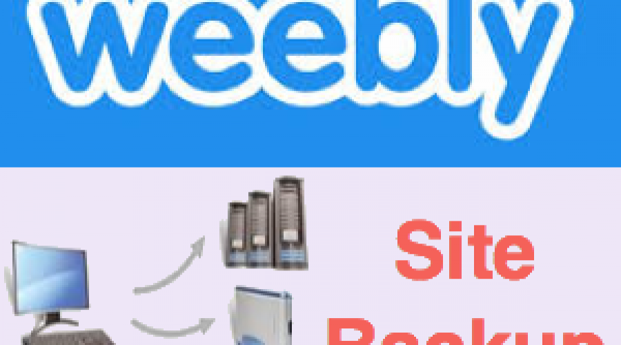 How to Backup Your Weebly Site?