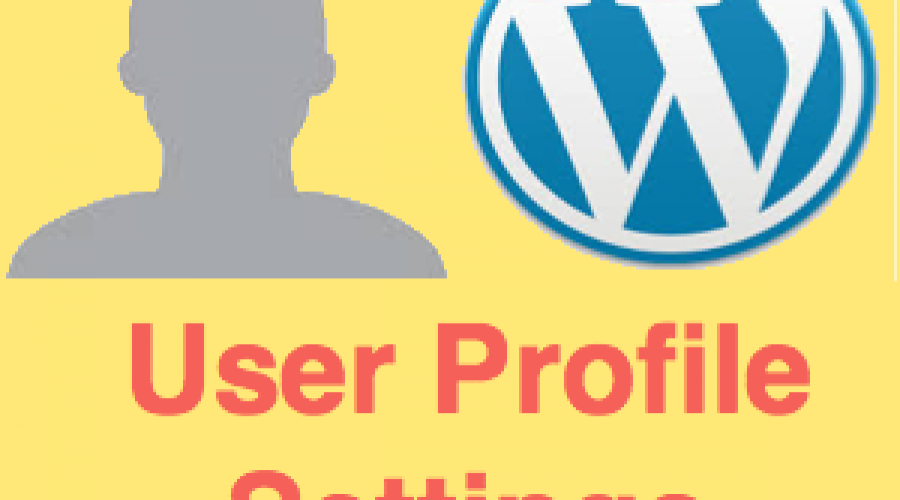 7 User Profile Settings for WordPress Users