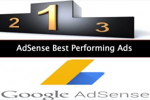 AdSense Best Performing Ads