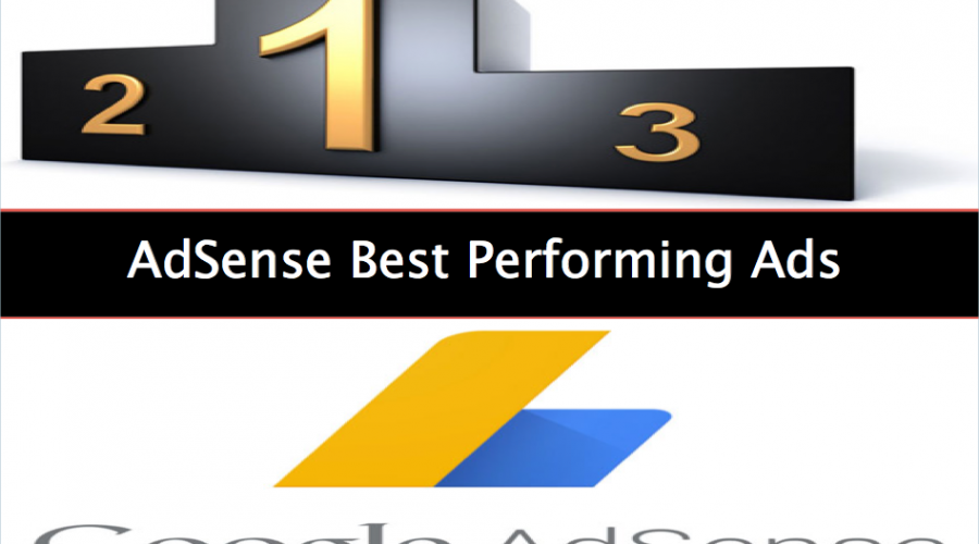Best Performing Google AdSense Ads
