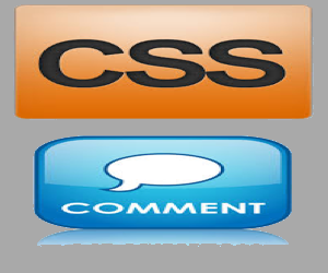 Adding Comments in CSS