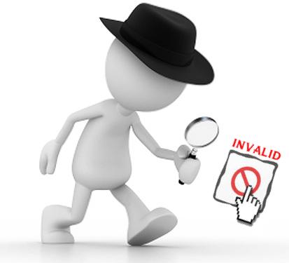 Google Detects Invalid AdSense Clicks