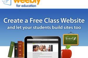 Weebly Education Platform