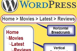 Adding Breadcrumbs in WordPress Site