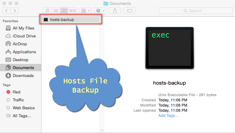 How to Edit Hosts File in macOS? » WebNots