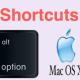 Alt Code Shortcuts for Mac to Insert Symbols
