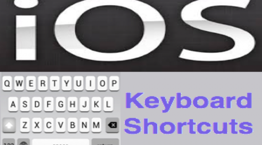 16 iOS Keyboard Shortcuts for iPhone
