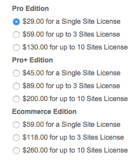 CM Tooltip Glossary Plugin Pricing