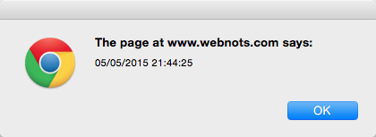 how to tell when a web page was last updated