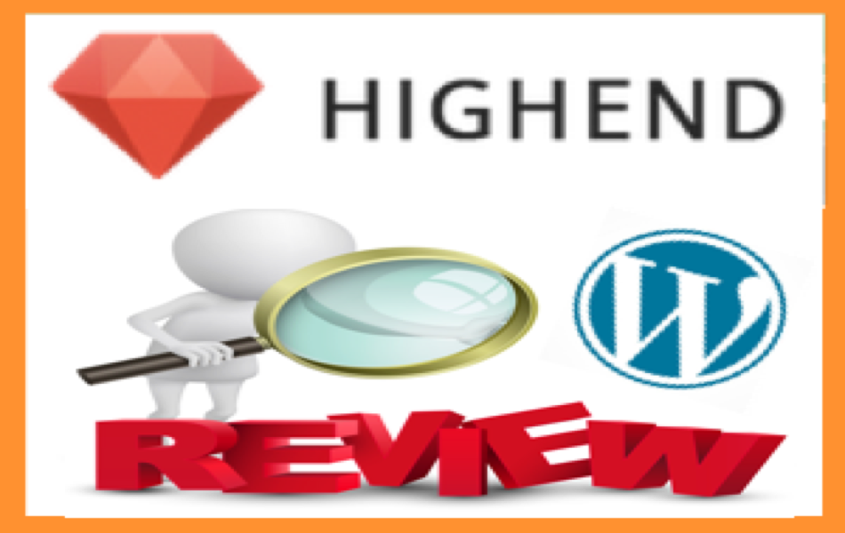 Highend WordPress Theme Review