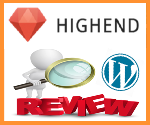 Highend WordPress Theme Review