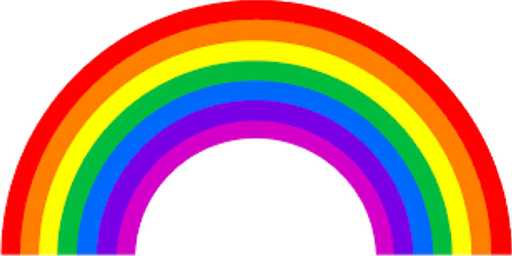 VIBGYOR Rainbow Color Codes WebNots