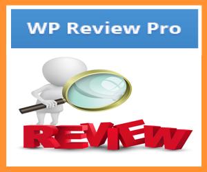 WP Review WordPress Plugin Review