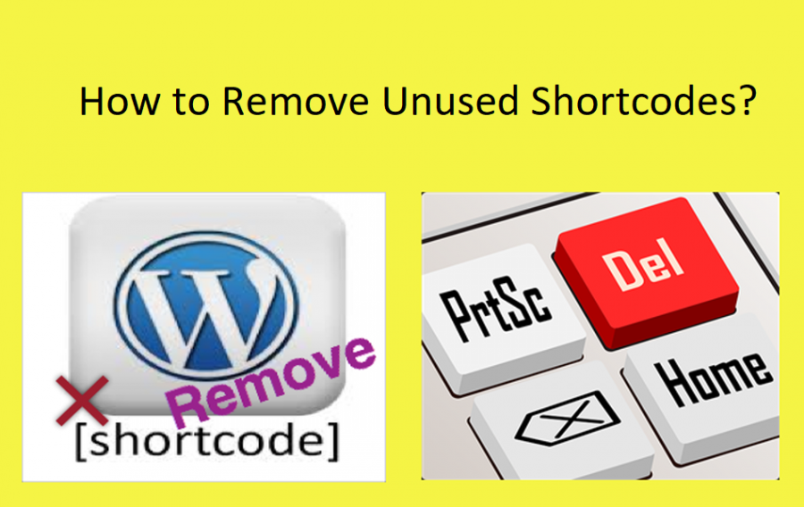 5 Ways to Remove Unused Shortcodes from WordPress Site