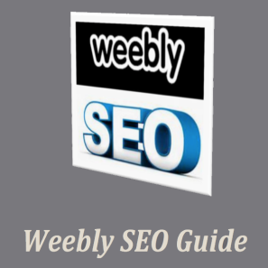 Weebly SEO Guide