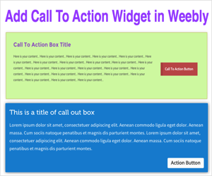 how to delete a button on weebly