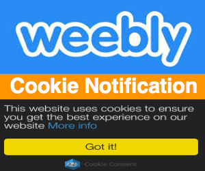 How to Add Cookie Notification in Weebly?