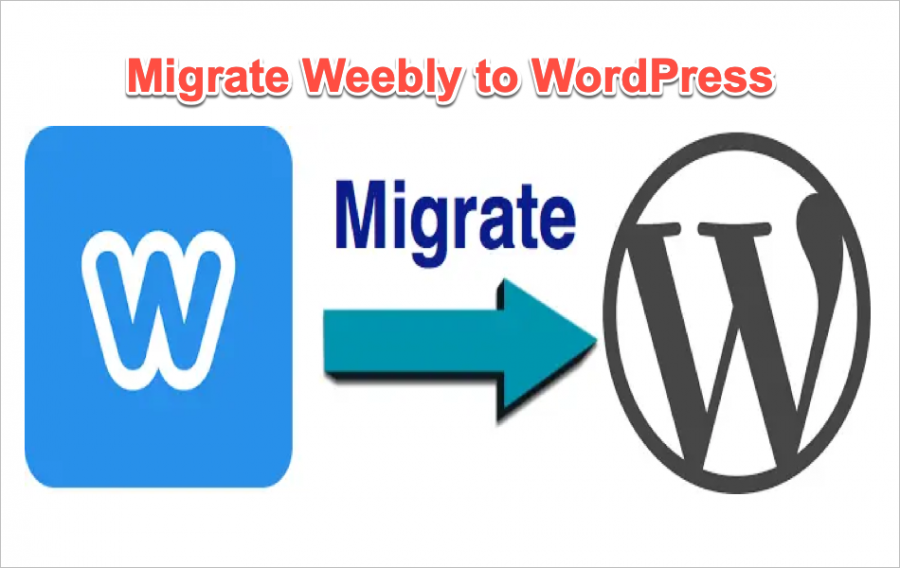 Migrate Weebly to WordPress