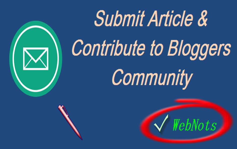 Submit Guest Posts in WebNots