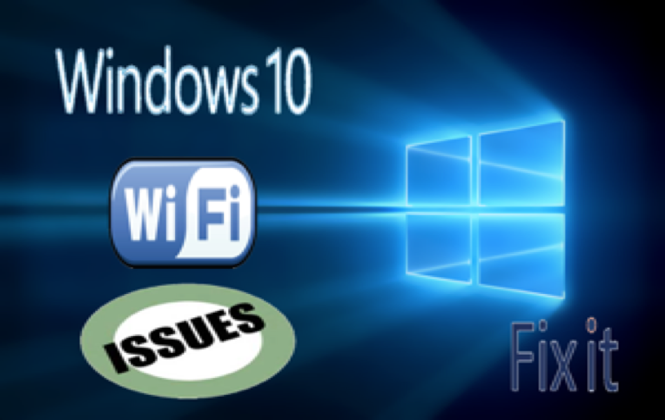 Fix WiFi Connection Issue in Windows 10