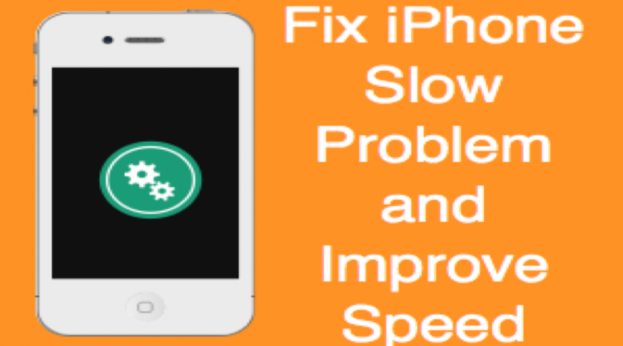 Fix iPhone Slow Problem and Improve Speed