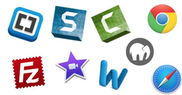 Ресурсы, используемые на этом веб-сайте