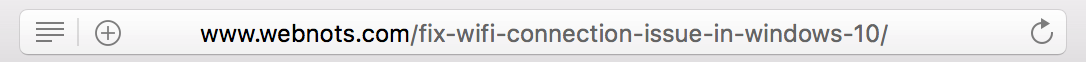 Safari Reader View Options
