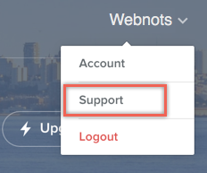 Accessing Weebly Community