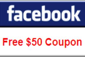 Facebook Free Advertising Coupon