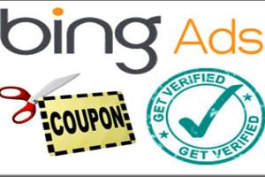 Free Bing Ads Coupon Codes