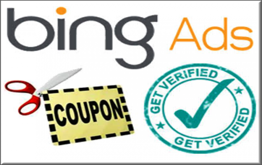 Free Bing Ads PPC Advertising Coupon Code