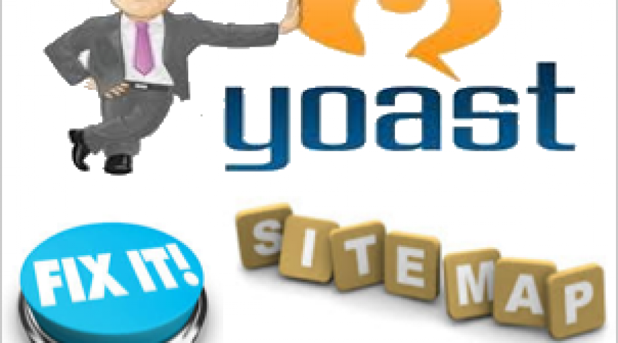 Fix Sitemap Issues with Yoast WordPress SEO Plugin