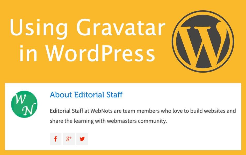 How to Use Gravatar on WordPress Site?