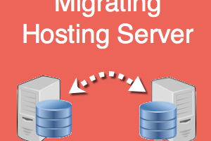 Migrating Hosting Server