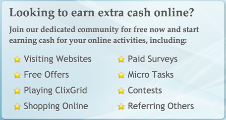Online Paid To Click Earning Programs