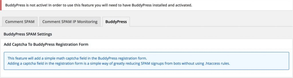 Prevent Comments Spam in WordPress with All in One WP Security ...