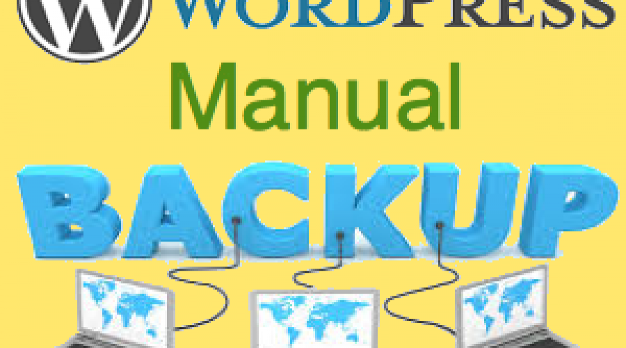 How to Backup WordPress Site Manually?