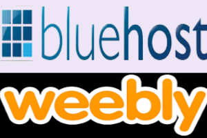 Install Weebly on Bluehost