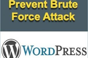How to Prevent Brute Force Attack in WordPress?