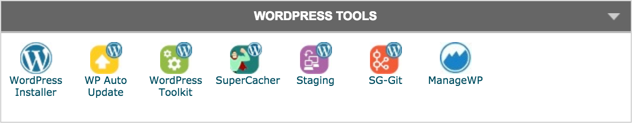 SiteGround WordPress Staging Tool