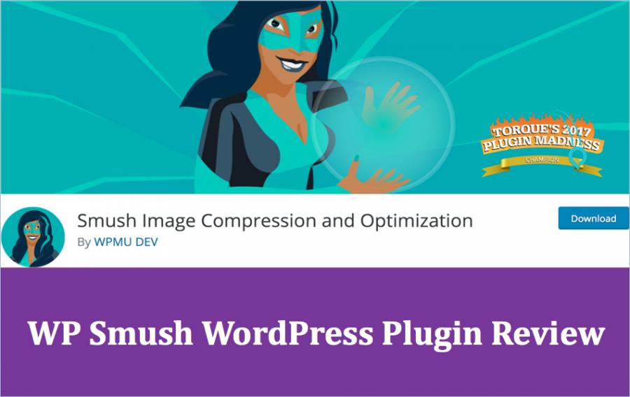WP Smush WordPress Plugin Review