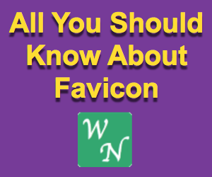 All You Should Know About Favicon or Site Icon